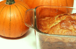 Pumpkin Bread Photo